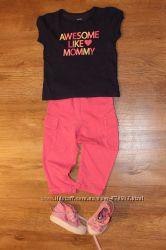 Стильный костюмчик  Carter&acutes для малышки, 12 мес