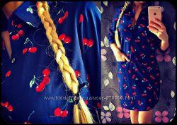 Платье коттоновое