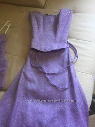 Прокат  продажа выпускного вечернего платья или для свидетельницы