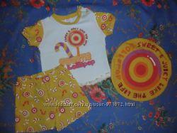 Летняя пижамка Chicco р. 86