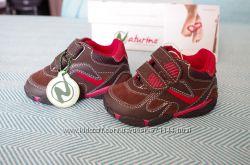 Детские демисезонные ботиночки Naturino Италия, размер 20, 13см.