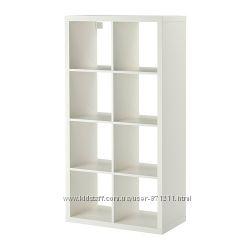 Стелаж Белый Каллакс Kallax Ikea Икеа 802. 758. 87 В наличии