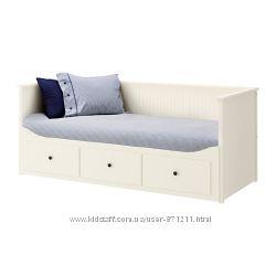 Кровать с 3 ящиками Хемнэс Hemnes Ikea Икеа 903. 493. 26  В наличии