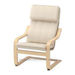 Кресло детское ПОЭНГ POANG Ikea Икеа 901. 165. 53 В наличии