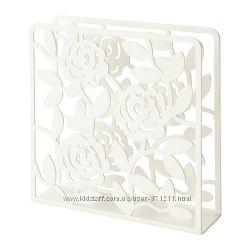 Салфетница Белый, ЛИКСИДИГ LIKSIDIG Ikea Икеа 802. 099. 01 В наличии