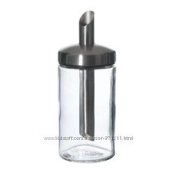 Дозатор сахара Черный ДОЛЬД DOLD Ikea Икеа 401. 038. 26 В наличии