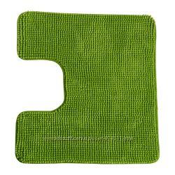 Коврик в туалет 55х60 Зеленый Тофтбо Toftbо Ikea Икеа 102. 524. 79 В наличи