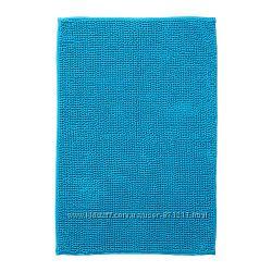 Коврик для ванной 90х60 голубой Тофтбо Toftbо Ikea Икеа 201. 639. 63 Вналич