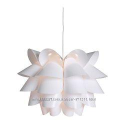 Светильник подвесной Белый Кнаппа Knappa Ikea Икеа 500. 706. 51 В наличии