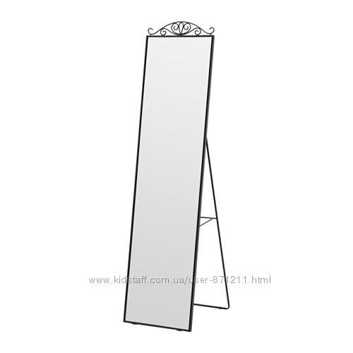 Зеркало Черный, Кармсунд Karmsund Ikea Икеа 402. 949. 82 В наличии