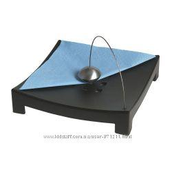 Салфетница Черный, Кнак Knyck Ikea Икеа 800. 454. 48 В наличии