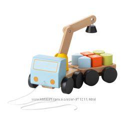Подьемный кран с кубиками Мула Mula Ikea Икеа 202. 948. 79 В наличии