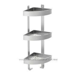 Полочка в ванную Грундталь Grundtal ИКЕА Ikea 501. 769. 16 В наличии