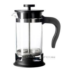 Кофе-пресс заварочный чайник УПХЕТТА UPPHETTA Ikea Икеа 002. 978. 50 Вналич