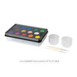 Набор акварельных красок Мола Mаla Ikea Икеа 201. 932. 67  В наличии