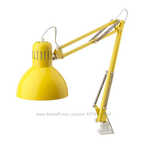 Лампа настольная ТЕРЦИАЛ TERTIAL Икеа Ikea 403. 728. 66 В наличии