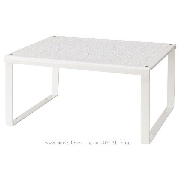 Вставка в полку белая Variera Варьера Икеа IKEA  601. 366. 23 В наличии