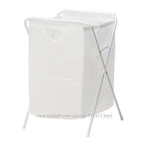 Мешок для белья Корзина Jall Элль Икеа IKEA 701. 189. 68  в наличии