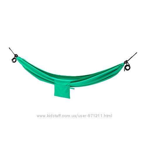 Гамак Зеленый, Рисе Riso Икеа Ikea 603. 380. 32 В наличии