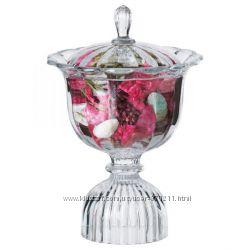 Цветочная отдушка в стекляной чаше Икеа Констнэрлиг, 302. 858. 41 В наличии