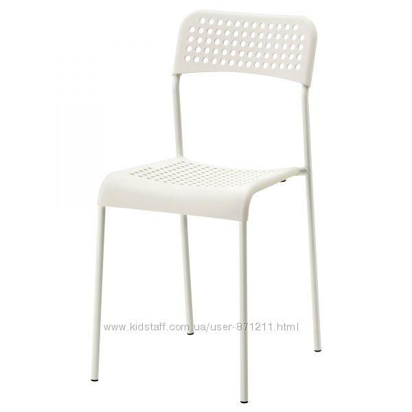 Стул, белый Икеа Адде, 102. 191. 78 Adde Ikea В наличии