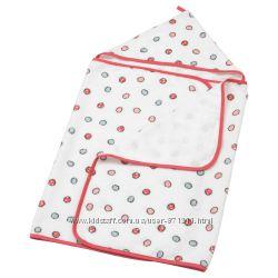 Полотенце с капюшоном, детский Bussig, Бассиг Ikea Икеа 303. 687. 18