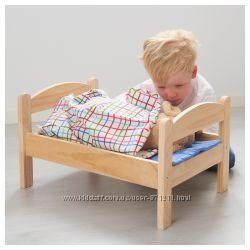 Кукольная кровать, сосна Duktig, Дуктиг Икеа Ikea 400. 863. 51 В наличии