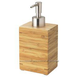 Дозатор для жидкого мыла, бамбук, Dragan Икеа IKEA 902. 714. 93 В наличии