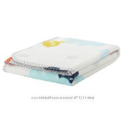 Одеяло детское, разноцветное, 90x90 см, Stj&aumlrnbild ИкеаIKEA 703. 197. 21