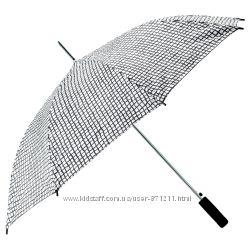 Зонт длинный, раскладной, Knalla Икеа IKEA 503. 305. 12 В наличии