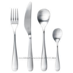 Набор столовых приборов , 24 предмета, Behagfull Икеа IKEA 203. 042. 32
