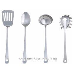 Кухонные принадлежности, 4 предмета, Grunka Икеа IKEA 300. 833. 34 В наличи