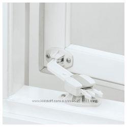 Фиксатор оконный, детская защита, Patrull Икеа IKEA 502. 831. 05 В наличии