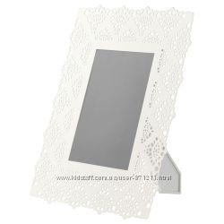 Рама для фотографий, металическая, 13x18 см Skurar, Икеа IKEA 503. 106. 27