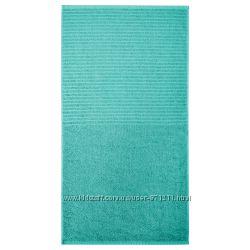 Банное полотенце, бирюзовое, 50x100 см, V&aringgsj&oumln, Икеа IKEA 103. 536. 28