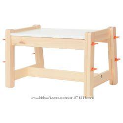 Детская скамья, три высоты Flisat, Икеа IKEA 802. 90 802. 907. 79 В наличии