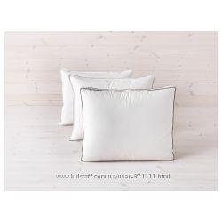 Подушка, низкая, 50x60 см Jordrok Икеа IKEA 502. 695. 95 В наличии