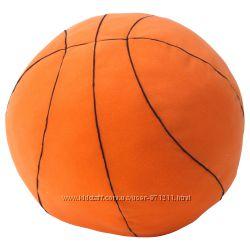 Мягкая игрушка, баскетбольный мяч, 33 см Bollk&aumlr Икеа IKEA 402. 735. 12