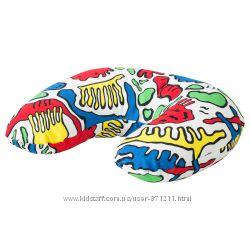 Подушка-подголовник, разноцветный Vitaxfly Икеа IKEA 004. 147. 07 В наличии