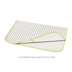 Пеленальная подстилка, 90x70 см Tutig Икеа IKEA 102. 566. 13 В наличии