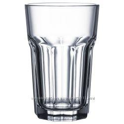 Стакан высокий, стекло, 350 мл Pokal Покал Икеа IKEA 102. 704. 78 В наличии