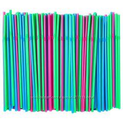 Трубочка для напитков, разные цвета, 200 шт. Soda Икеа IKEA 503. 545. 98