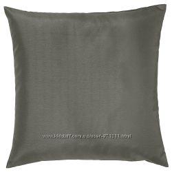 Подушка, серый, 50x50 см Ullkaktus Икеа IKEA 602. 621. 45 В наличии
