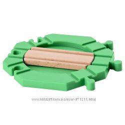 Поворотный круг для железной дороги Lillabo Икеа IKEA 103. 438. 56 В наличи