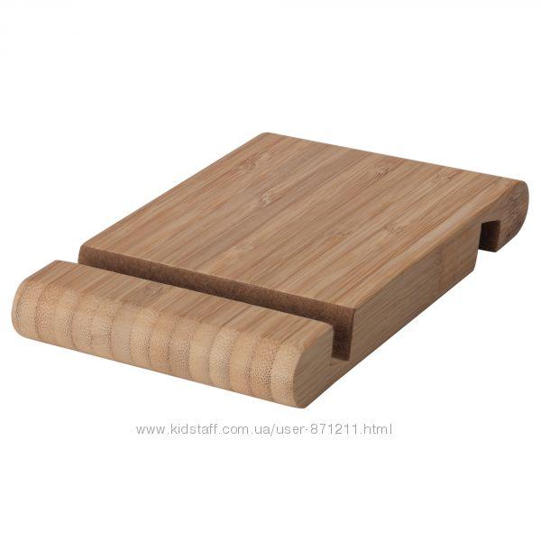 Держатель для телефонапланшета, бамбук 104. 579. 99 Ikea, Икеа, Bergenes Бе