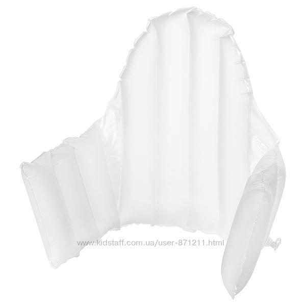 Антилоп Поддерживающая подушка, белый, 304. 497. 48, IKEA, ИКЕА, Antilop