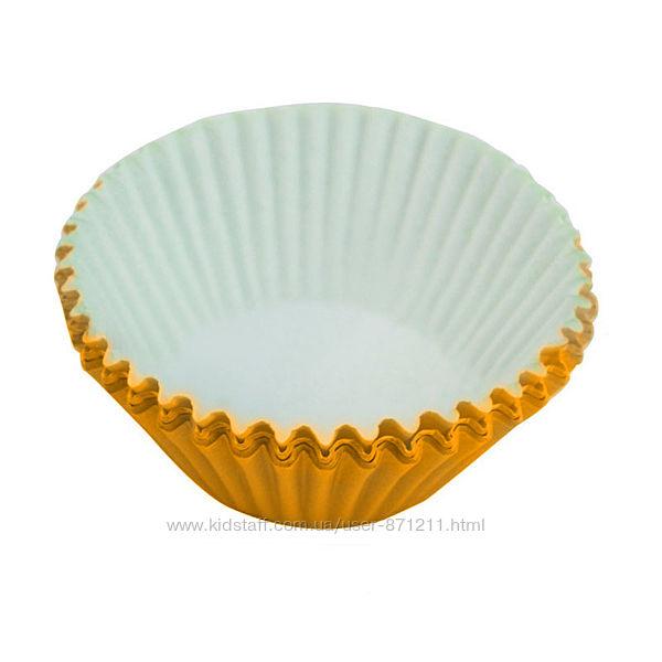 Формы для кексов, большие оранжевые XI-113