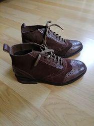 Ботинки для девочки р. 35