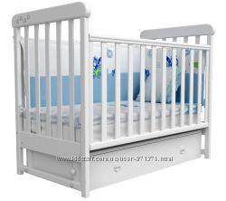 Акция Детская кроватка Верес Соня ЛД 12 маятник