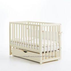 Новинка Суперцена Детская кроватка Верес ЛД13 12  маятник  ящик